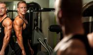 10 tréninkových tipů pro velké muže