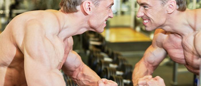 Aminokyselinové spouštěče svalového růstu
