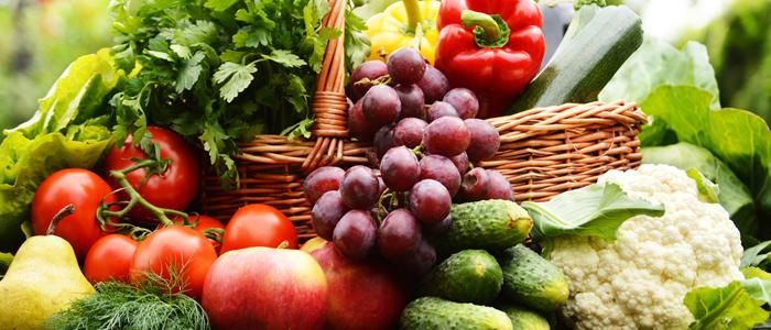 Ovoce a zelenina - značný problém ve výživě