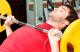 Základní cviky s velkou činkou na hrudník