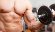 Cviky na bicepsy s jednoručkami