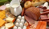 Náčrt základního jídelníčku