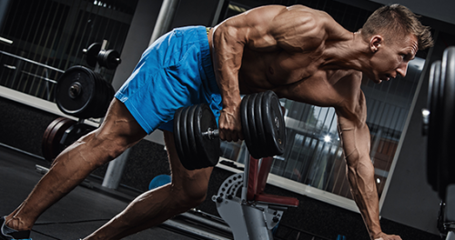 Myo-opakování – úsporná metoda pro maximální růst svalů