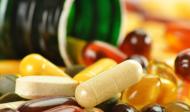 Pyramida suplementů 1) Látky pozitivně ovlivňující zdraví
